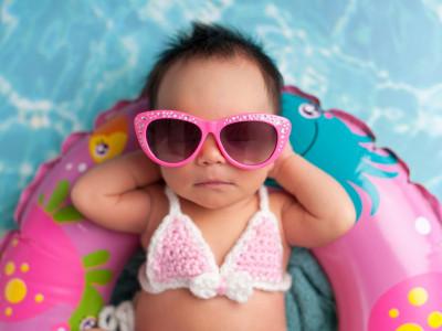 赤ちゃんの上手な紫外線ケアはこうやってやる!